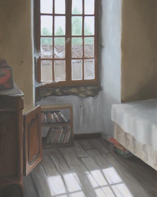 La chambre 60 x 30 (2017)